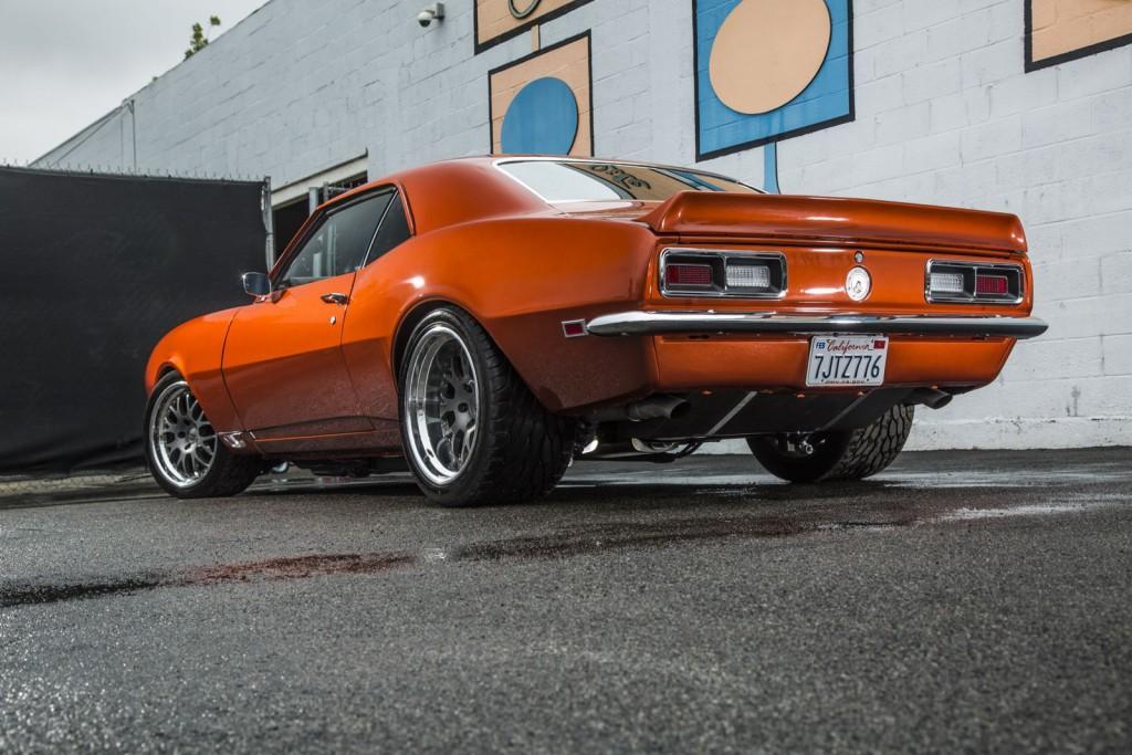 1968 Chevrolet Camaro Pro Touring For Sale