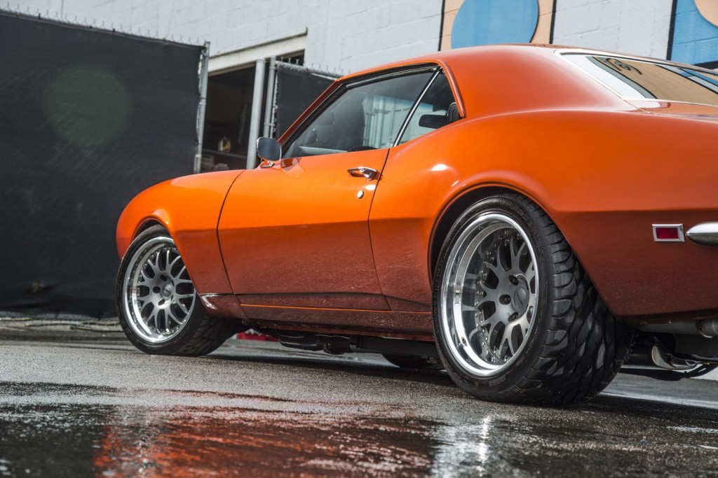 1968 Chevrolet Camaro Pro Touring For Sale
