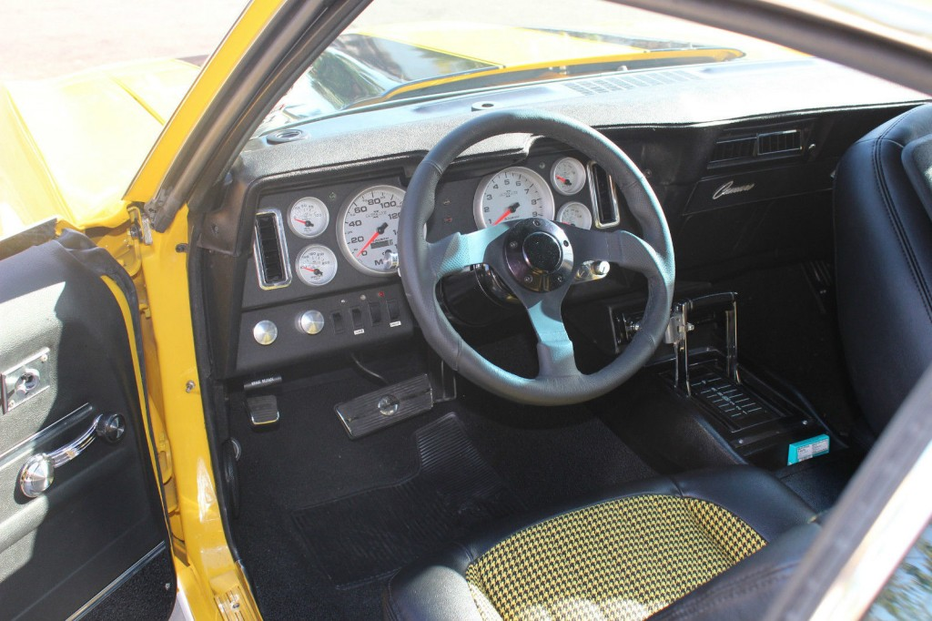 1969 Chevrolet Camaro Resto Mod For Sale