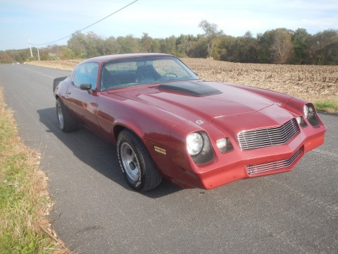 1978 Chevrolet Camaro Type LT for sale