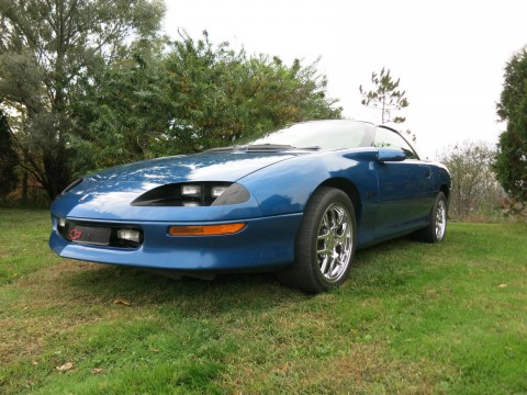1995 Chevrolet Camaro Z28 Convertible 2 Door 5.7L for sale