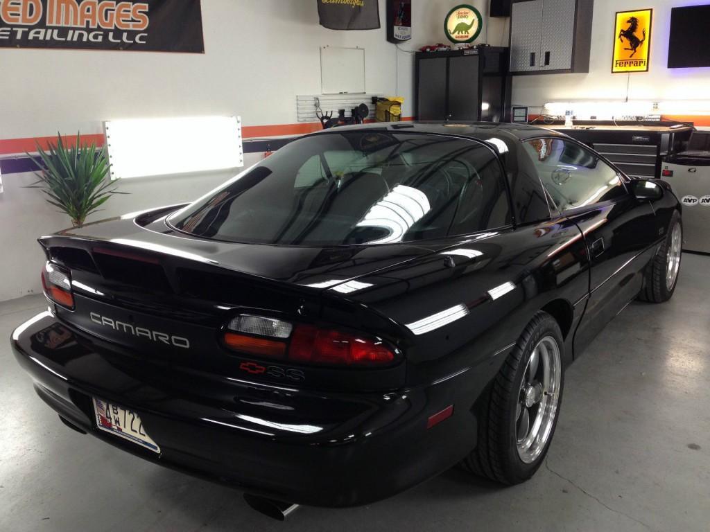 2001 Dale Earnhardt Intimidator Ss Chevrolet Camaro 475