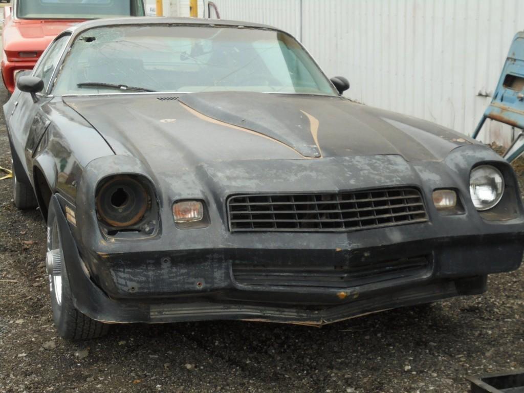 1980 Chevrolet Camaro Z28 T Top For Sale
