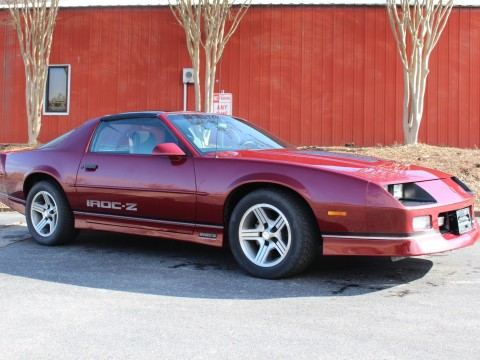 1989 Chevrolet Camaro Iroc Z 5.7 LS1 4L60E for sale