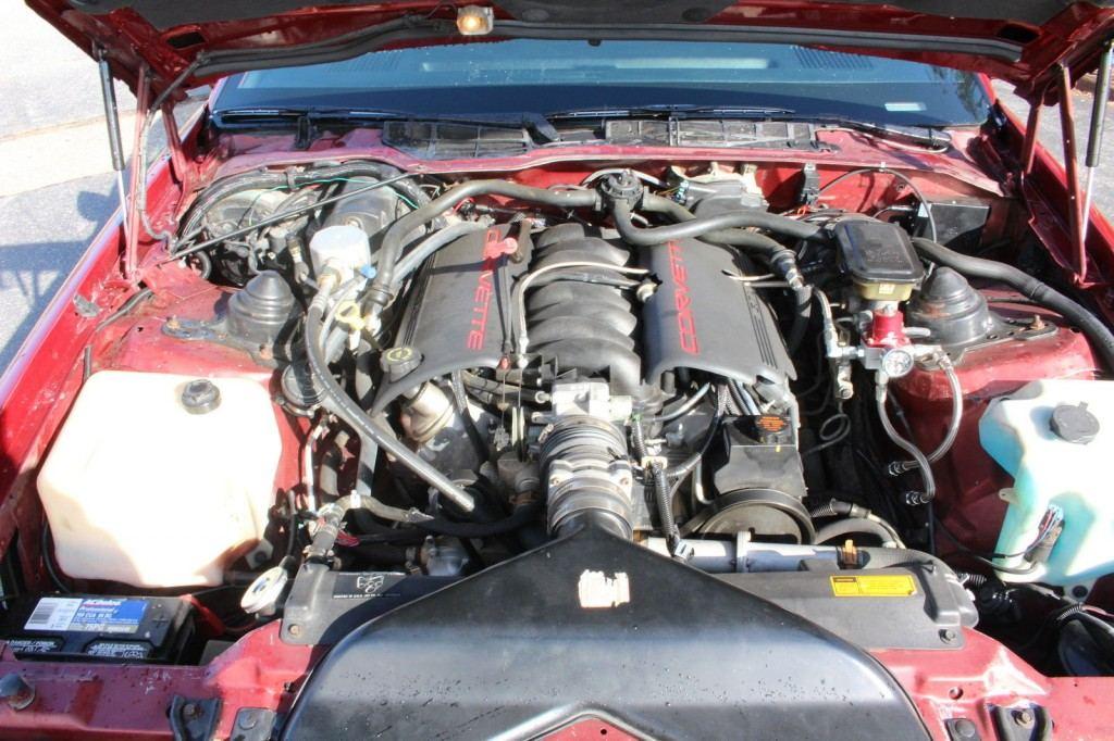 1989 Chevrolet Camaro Iroc Z 5.7 LS1 4L60E