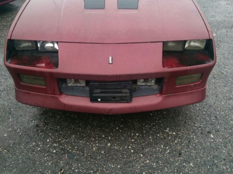 1990 Chevrolet Camaro IROC-Z for sale