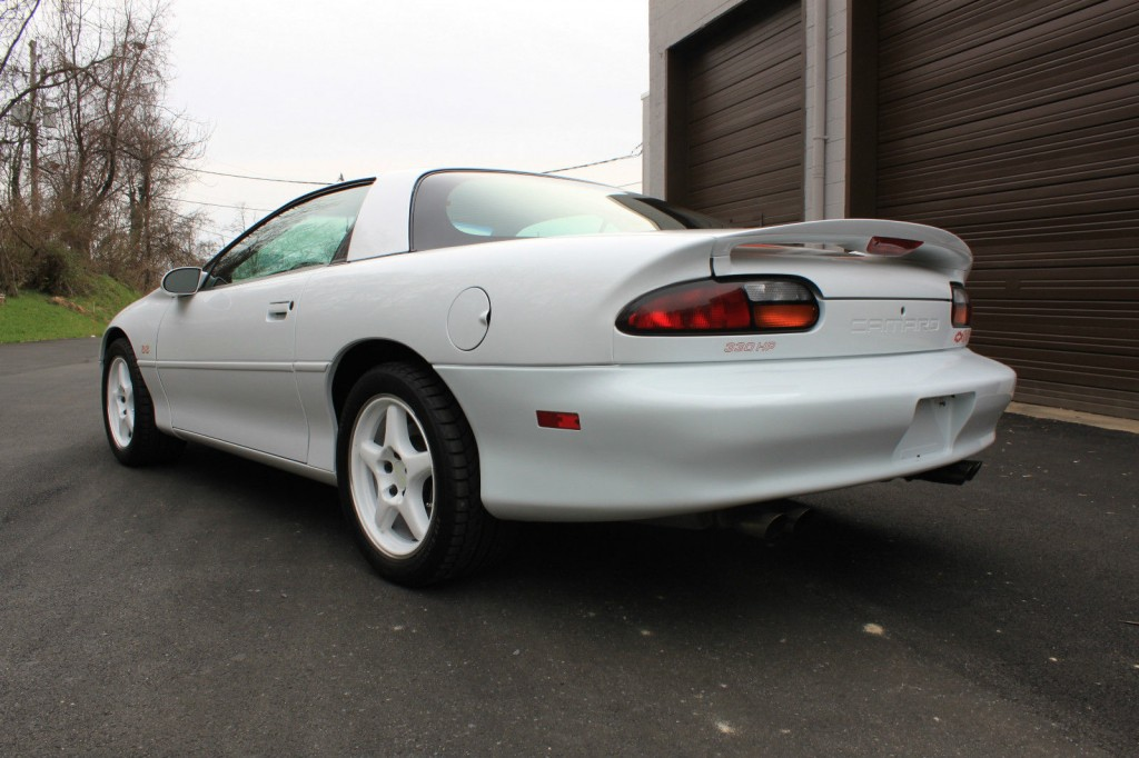 1997 Chevrolet Camaro Z28 Ss Lt4 30th Anniversary For Sale