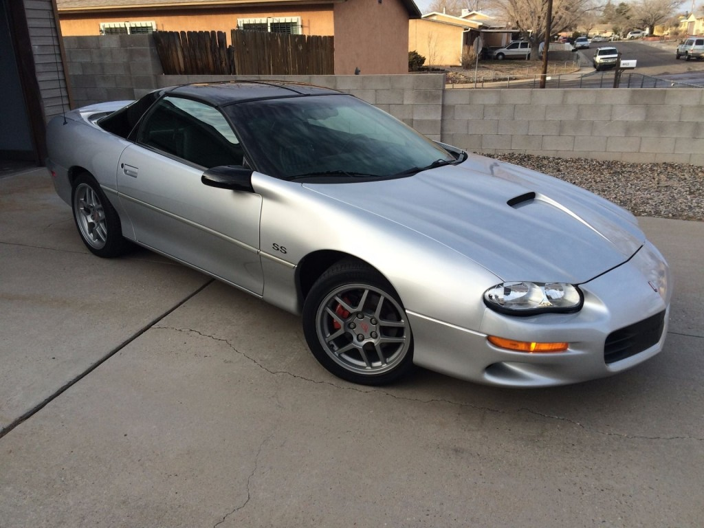 1998 chevrolet camaro ss for sale. Black Bedroom Furniture Sets. Home Design Ideas