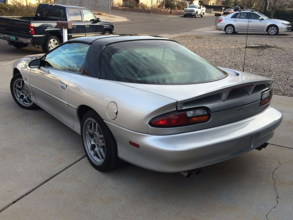 1998 Chevrolet Camaro Ss For Sale