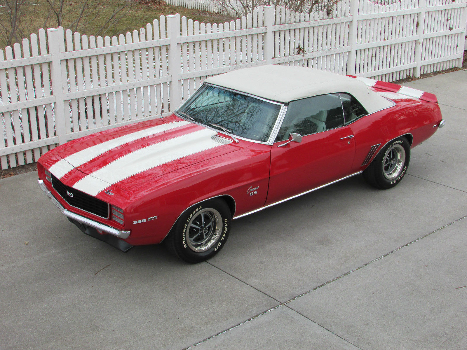 1969 chevrolet camaro rally sport super sport convertible for sale. Black Bedroom Furniture Sets. Home Design Ideas