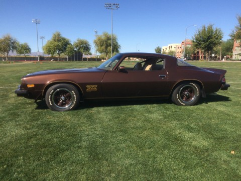 1977 Chevrolet Camaro Z 28, Numbers Matching, 4spd, for sale