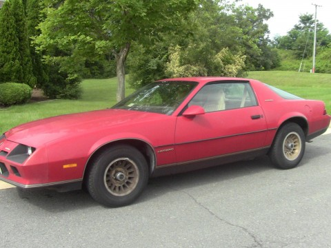 1983 Chevrolet Camaro for sale