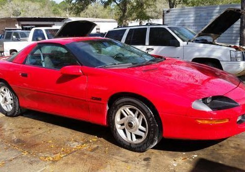 1995 Chevrolet Camaro Z28 for sale