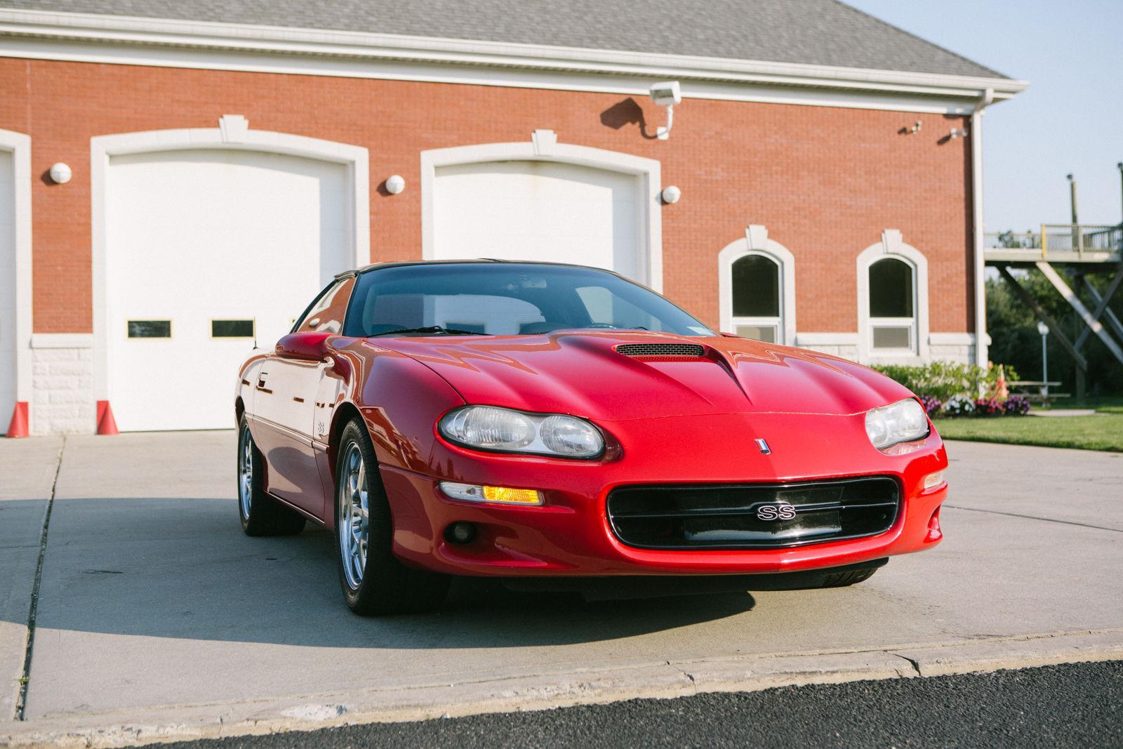 2000 Chevrolet Camaro Ss Factory Slp Car For Sale