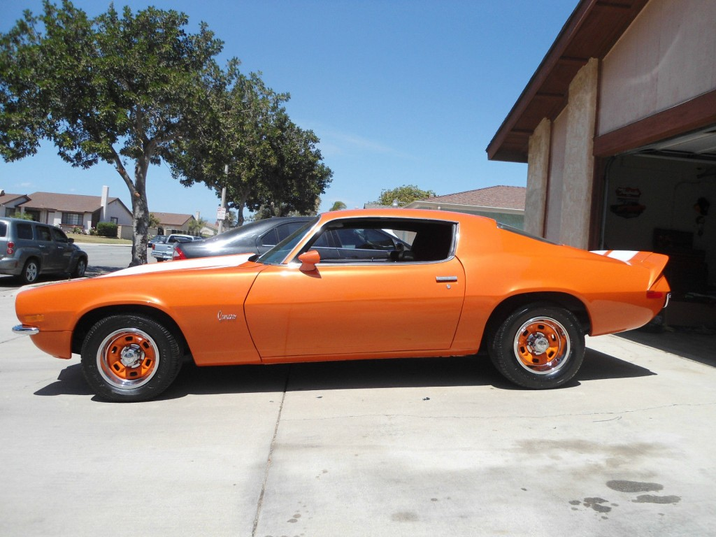 1970 Chevrolet Camaro Rs For Sale