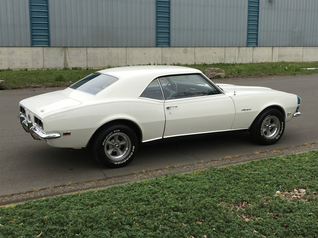 1968 Chevrolet Camaro Rs For Sale