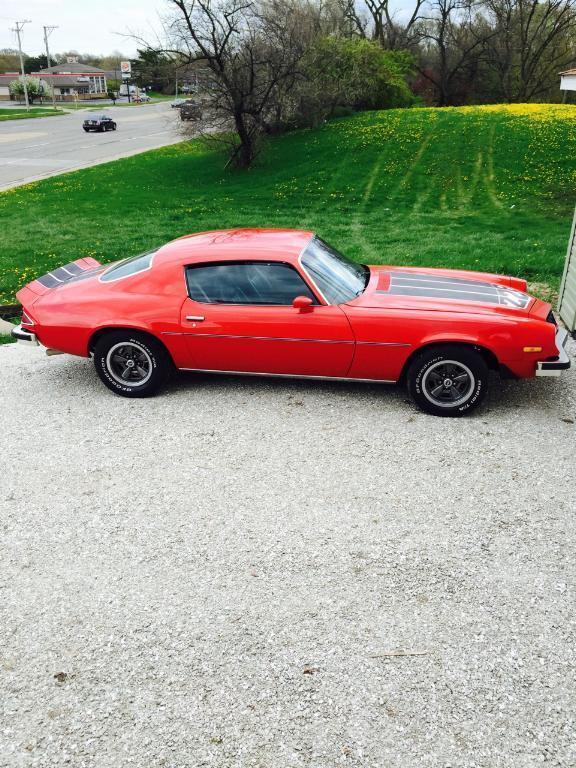 1974 Chevrolet Camaro Z28 For Sale