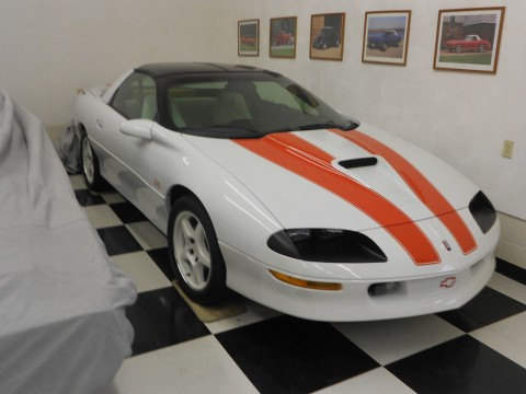 1997 Chevrolet Camaro SS/SLP 30th Anniversary for sale
