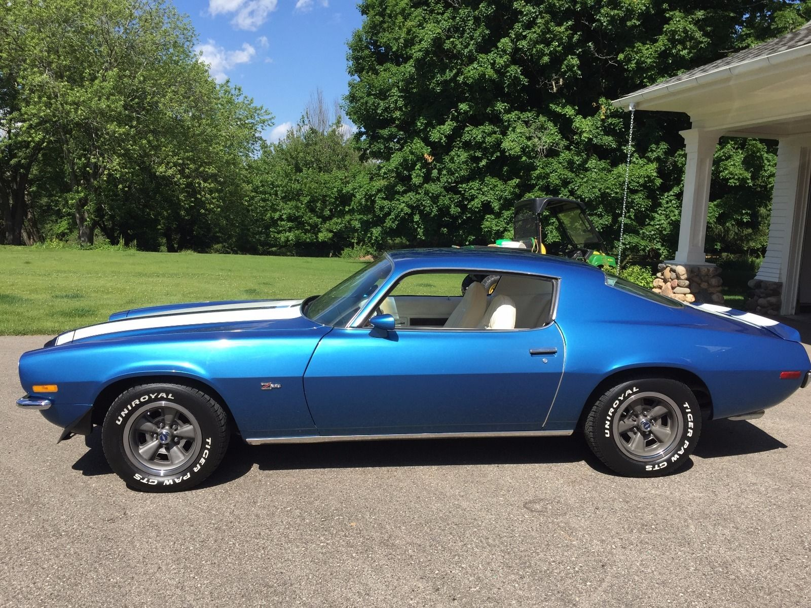1973 chevrolet camaro z28 clone for sale. Black Bedroom Furniture Sets. Home Design Ideas