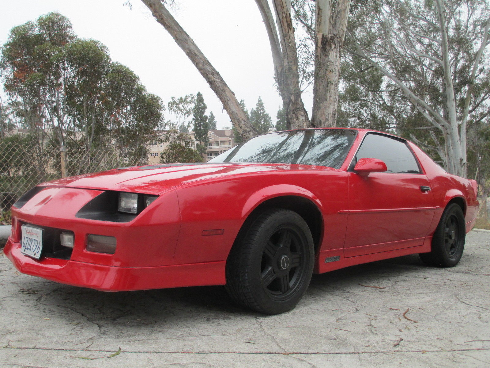 1988 Chevrolet Camaro Iroc Z28 For Sale