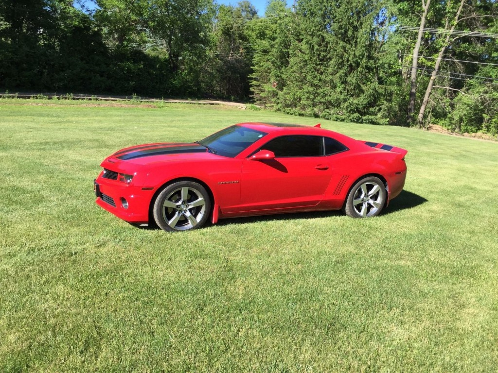 2013 Chevrolet Camaro Rs Ss For Sale