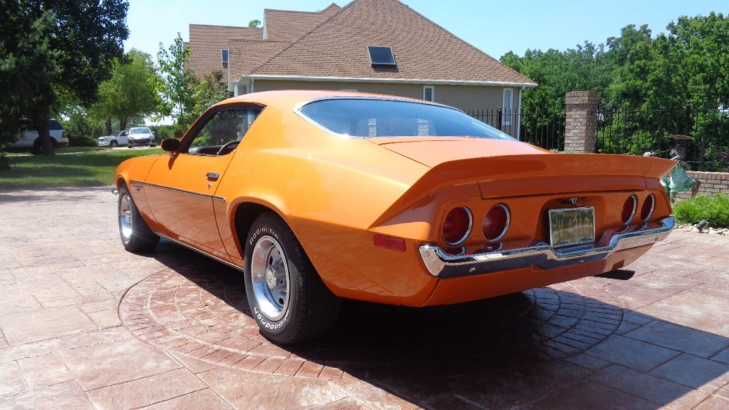 1973 Chevrolet Camaro Rs For Sale