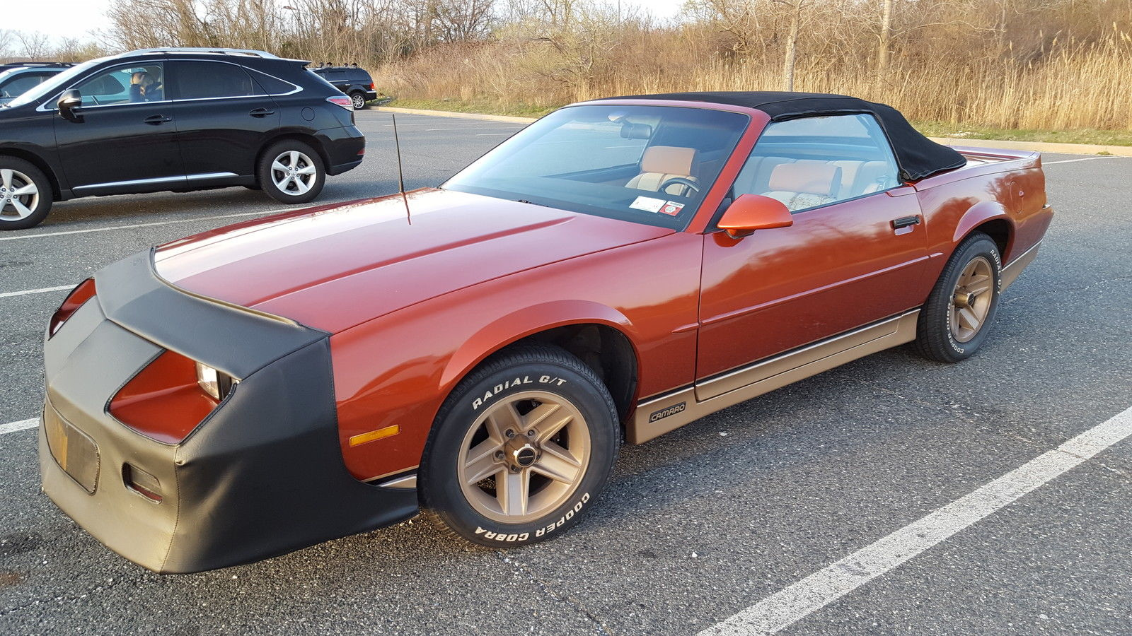 1988 Chevrolet Camaro Convertible For Sale