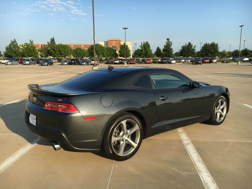 2015 Chevrolet Camaro 2ss For Sale