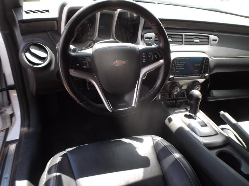 2015 Chevrolet Camaro SS Convertible