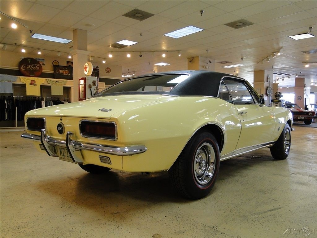 1967 Chevrolet Camaro Numbers Matching Ss Rs For Sale
