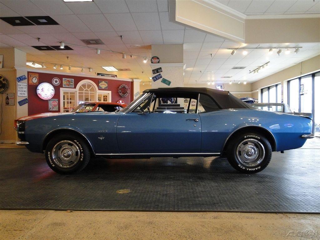 1967 Chevrolet Camaro Real Super Sport For Sale