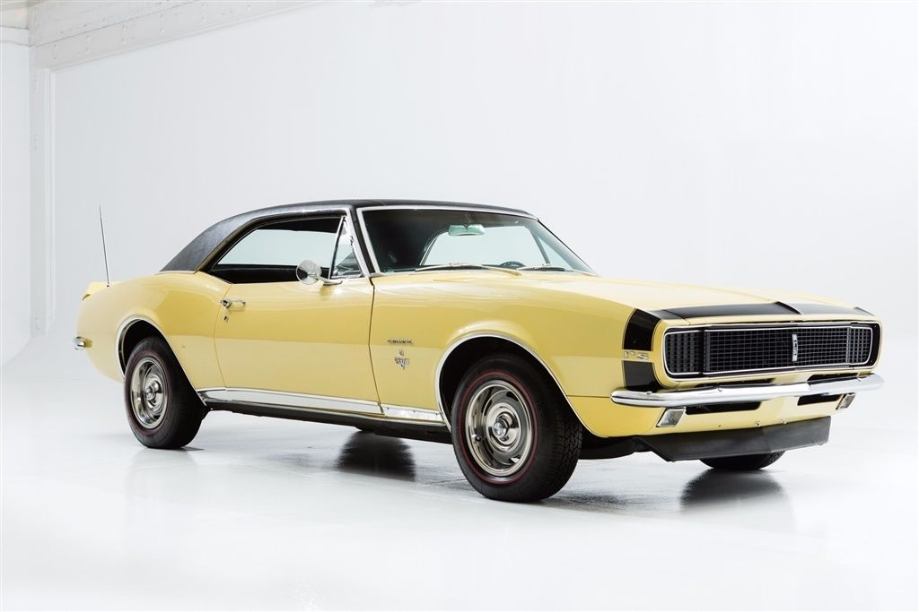 1967 Chevrolet Camaro Rs Coupe For Sale