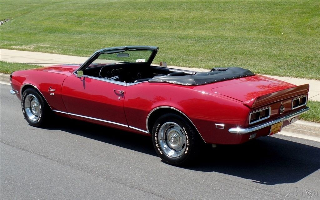 1968 chevrolet camaro ss convertible for sale. Black Bedroom Furniture Sets. Home Design Ideas