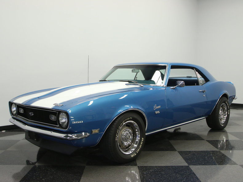 1968 Chevrolet Camaro Ss Tribute For Sale