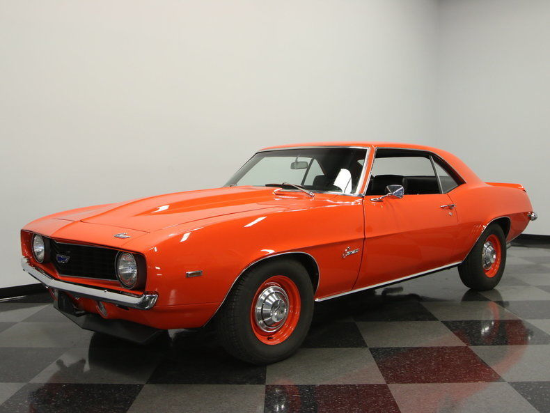 1969 chevrolet camaro copo tribute for sale. Black Bedroom Furniture Sets. Home Design Ideas