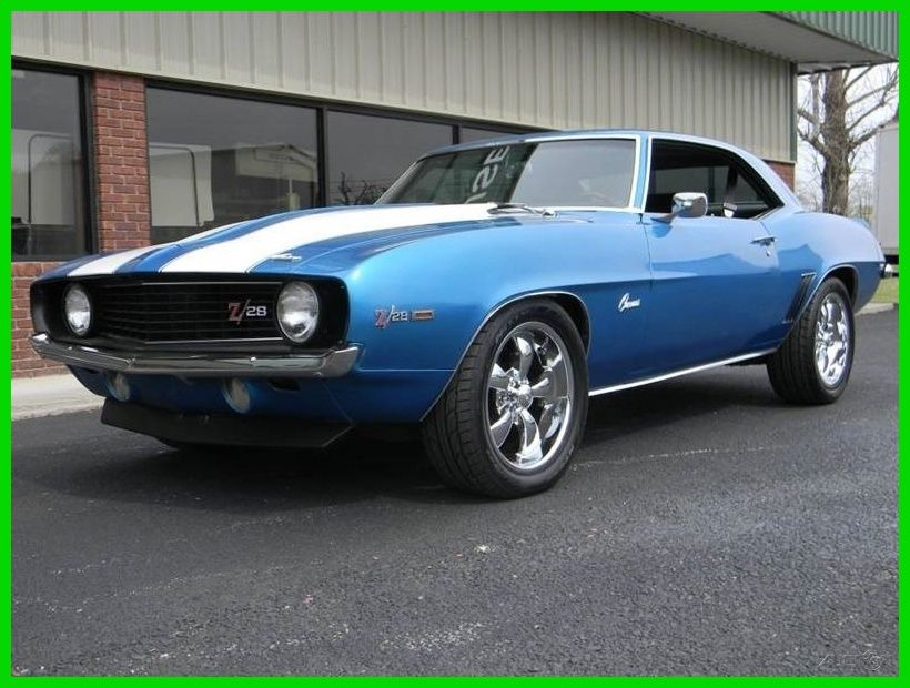 1969 chevrolet camaro z 28 for sale. Black Bedroom Furniture Sets. Home Design Ideas