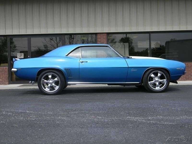 1969 Chevrolet Camaro Z 28 For Sale