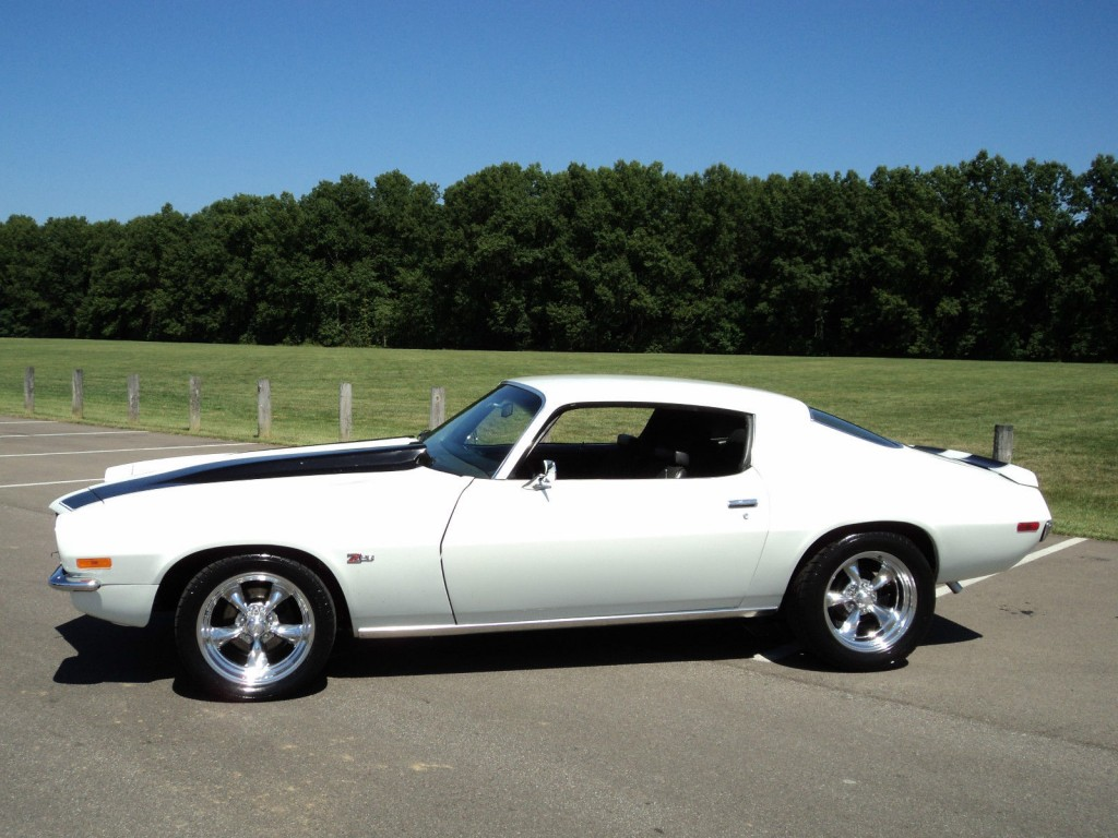 1970 chevrolet camaro z 28 tribute for sale. Black Bedroom Furniture Sets. Home Design Ideas