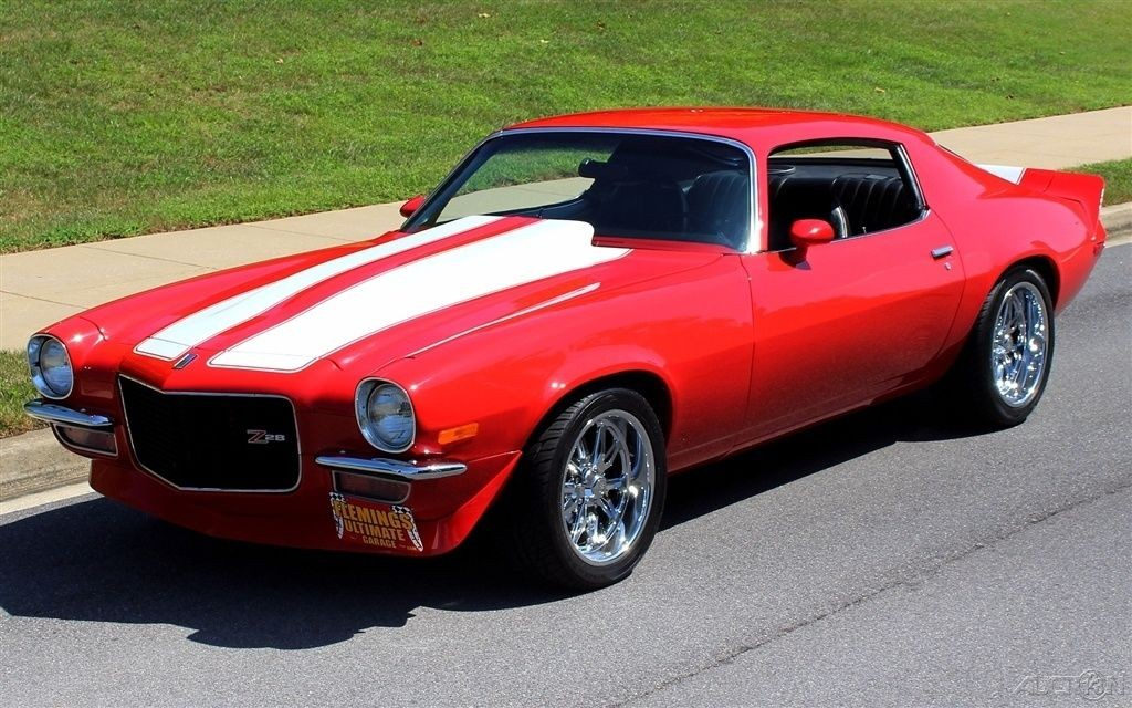 1971 Chevrolet Camaro Pro Touring Z28 For Sale