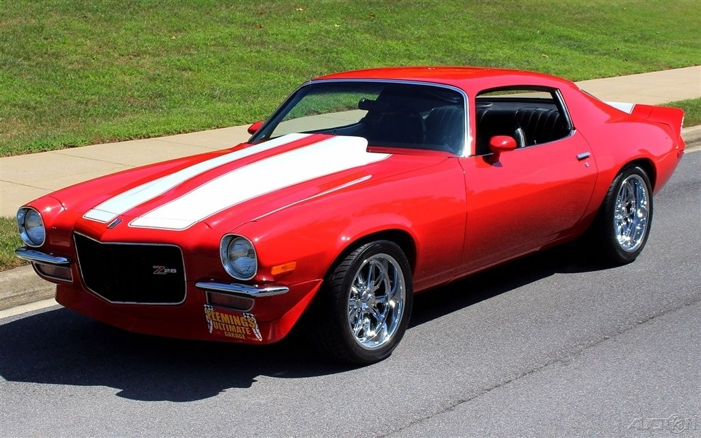 1971 chevrolet camaro pro touring z28 for sale. Black Bedroom Furniture Sets. Home Design Ideas