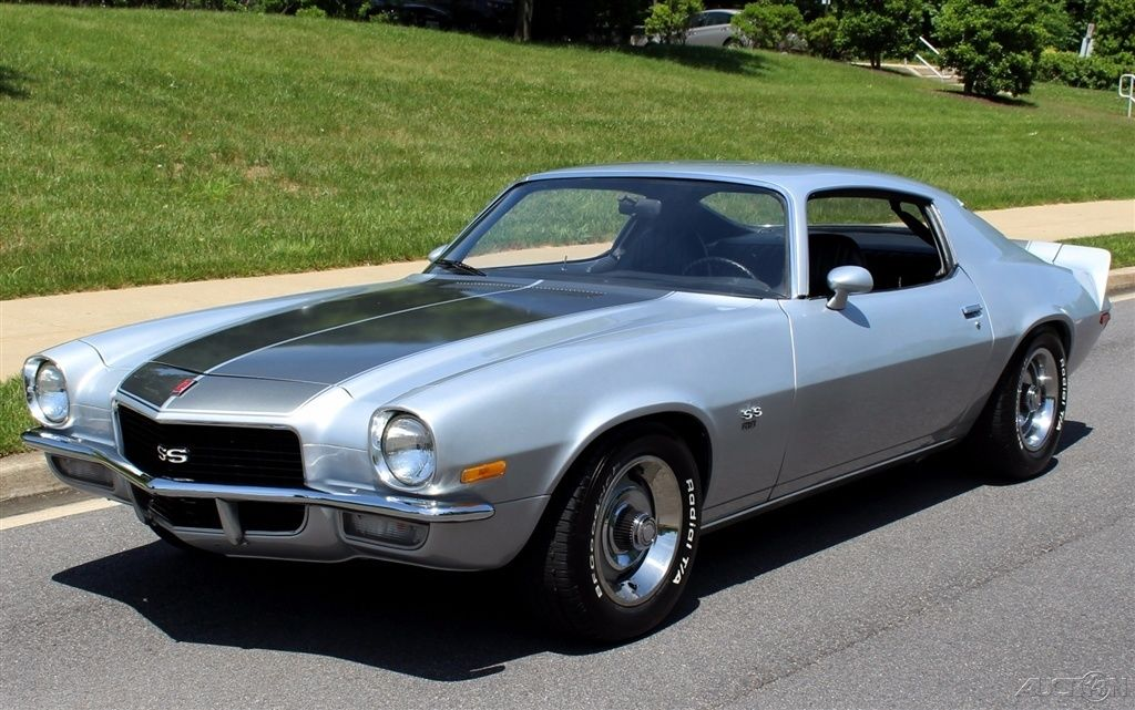1971 Chevrolet Camaro Super Sport For Sale
