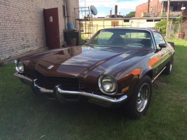 1973 Chevrolet Camaro Lt For Sale