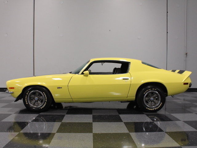 1973 Chevrolet Camaro Z 28 Rs For Sale