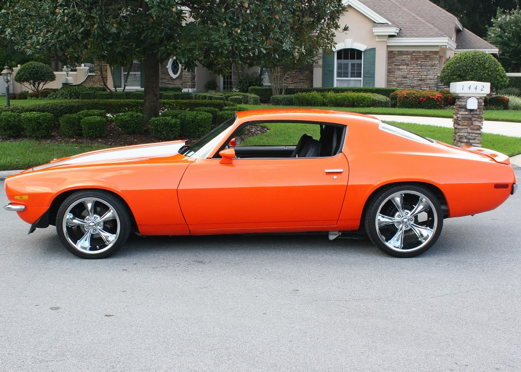 1973 Chevrolet Camaro Z28 Tribute For Sale