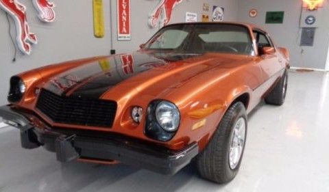 1974 Chevrolet Camaro for sale