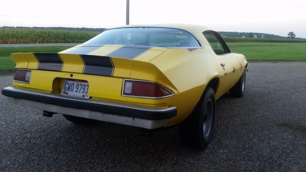 1975 chevrolet camaro z28 for sale