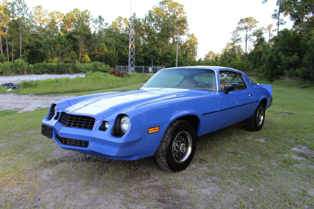 1979 Chevrolet Camaro Coupe For Sale