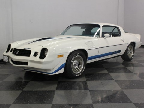 1976 Chevrolet Camaro Lt For Sale