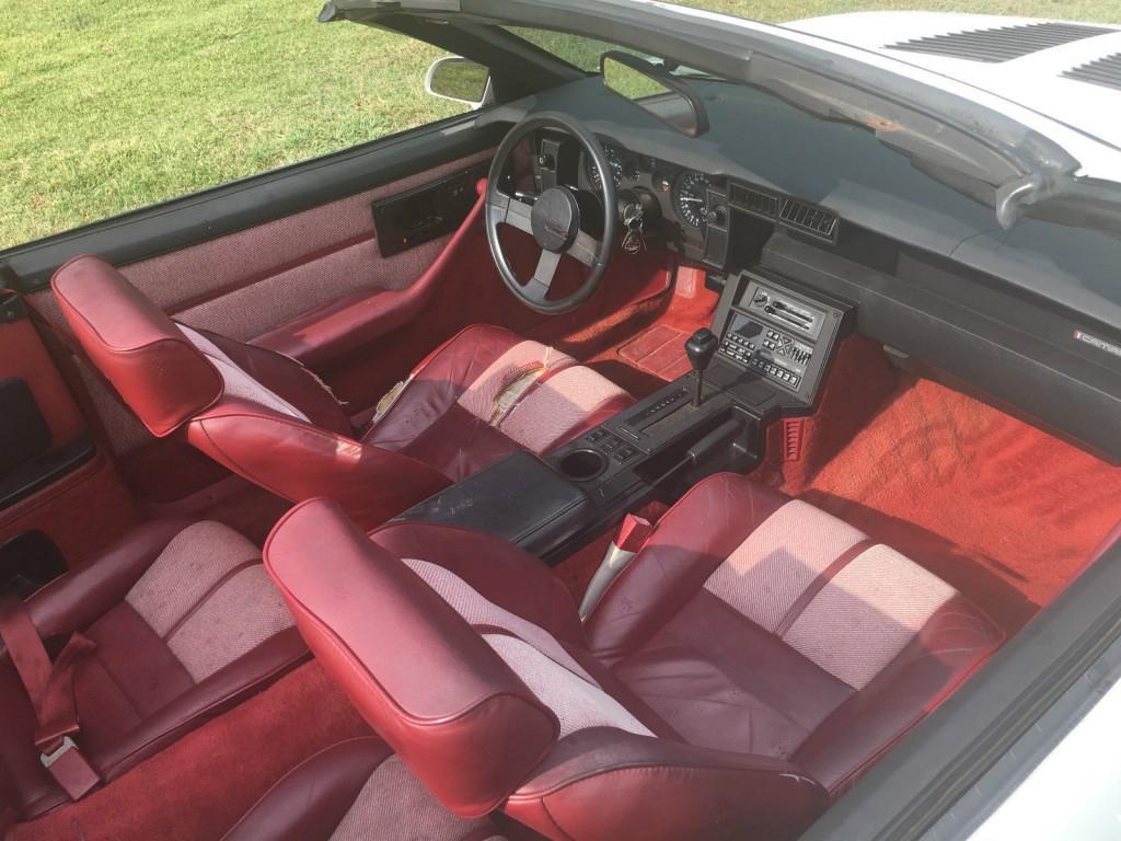 1989 Chevrolet Camaro IROC CLONE