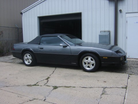 1989 Chevrolet Camaro R/S Convertible for sale